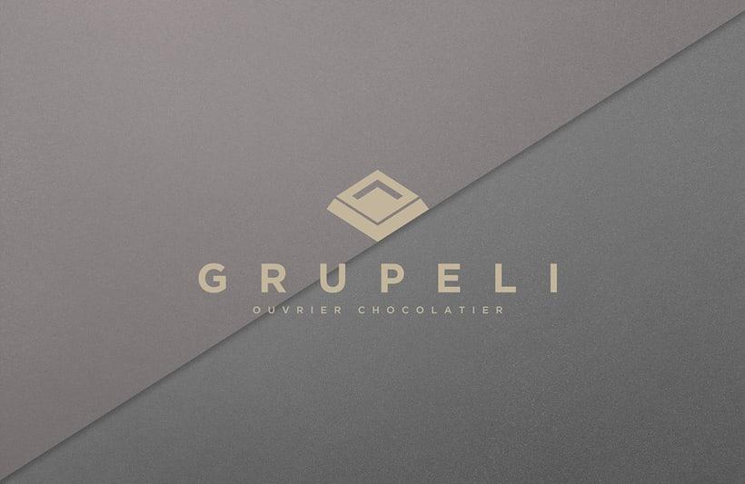 GRUPELI / Branding -1