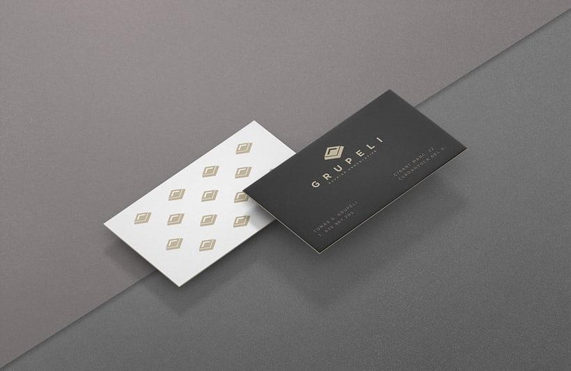 GRUPELI / Branding 0