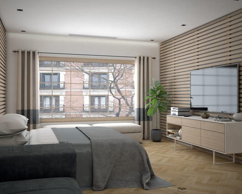 Diseño Apartamento 3D 1