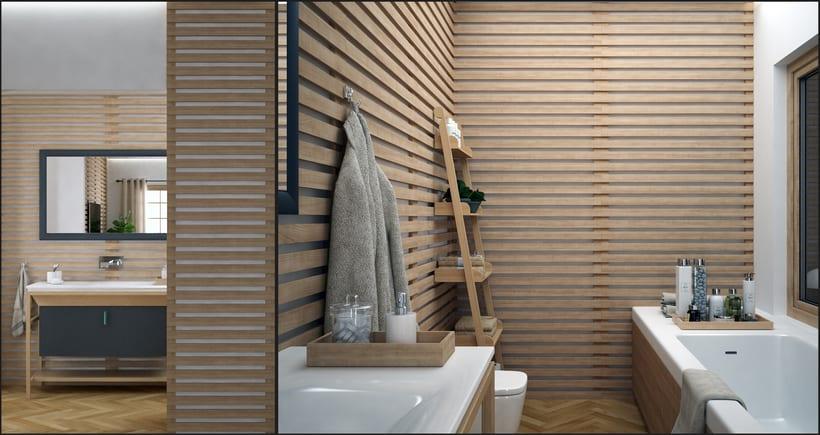 Diseño Apartamento 3D 2