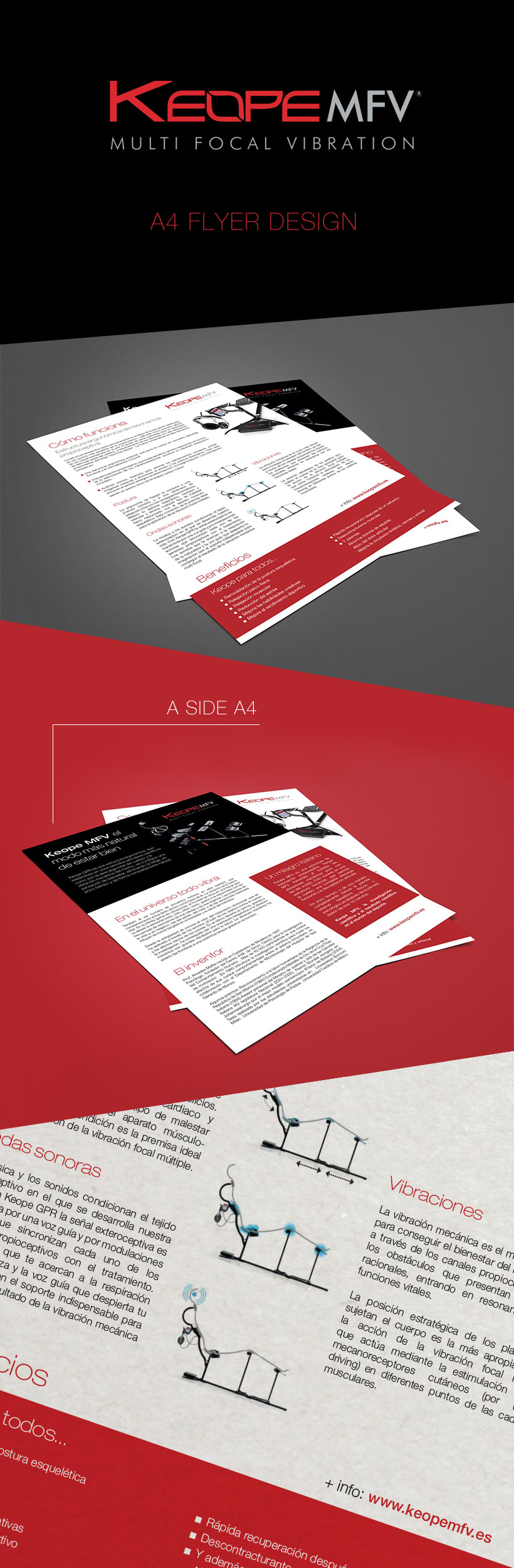 Keope MFV - A4 Flyer Design -1