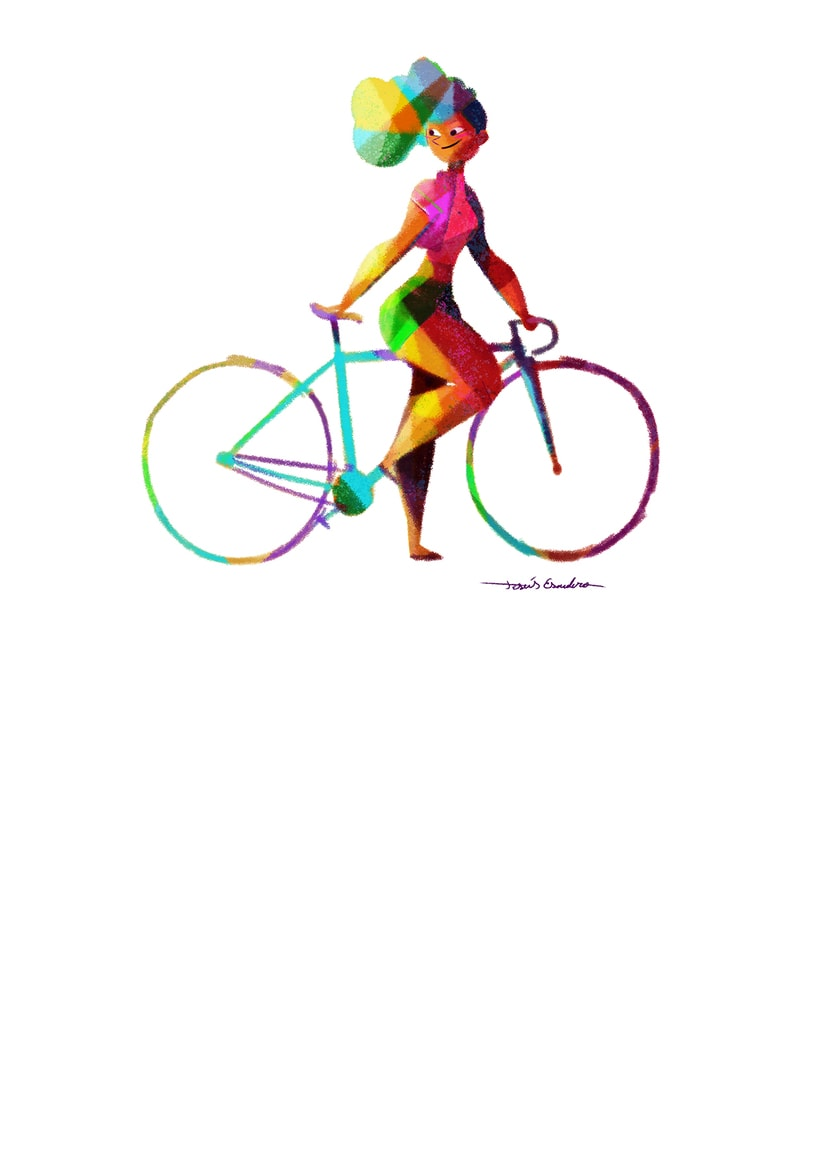 Fixie Girls. Las bicicletas son para el verano. 3