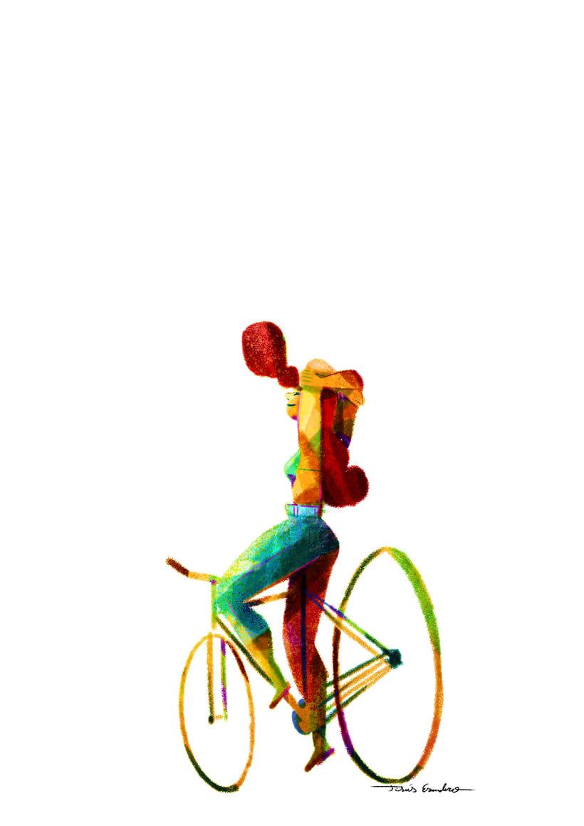 Fixie Girls. Las bicicletas son para el verano. 0