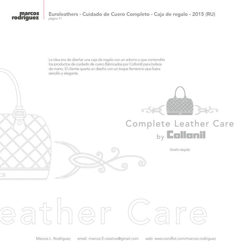 Euroleathers - Cuidado de Cuero Completo - Caja de regalo - 2015 (Reino Unido) 1