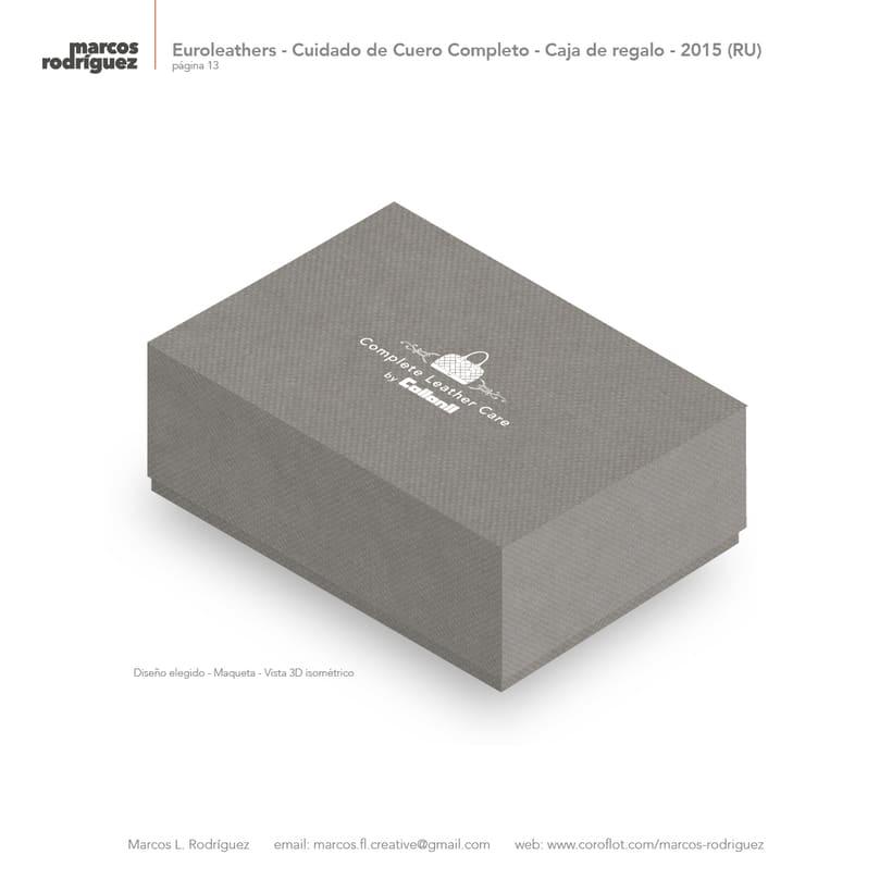 Euroleathers - Cuidado de Cuero Completo - Caja de regalo - 2015 (Reino Unido) 3