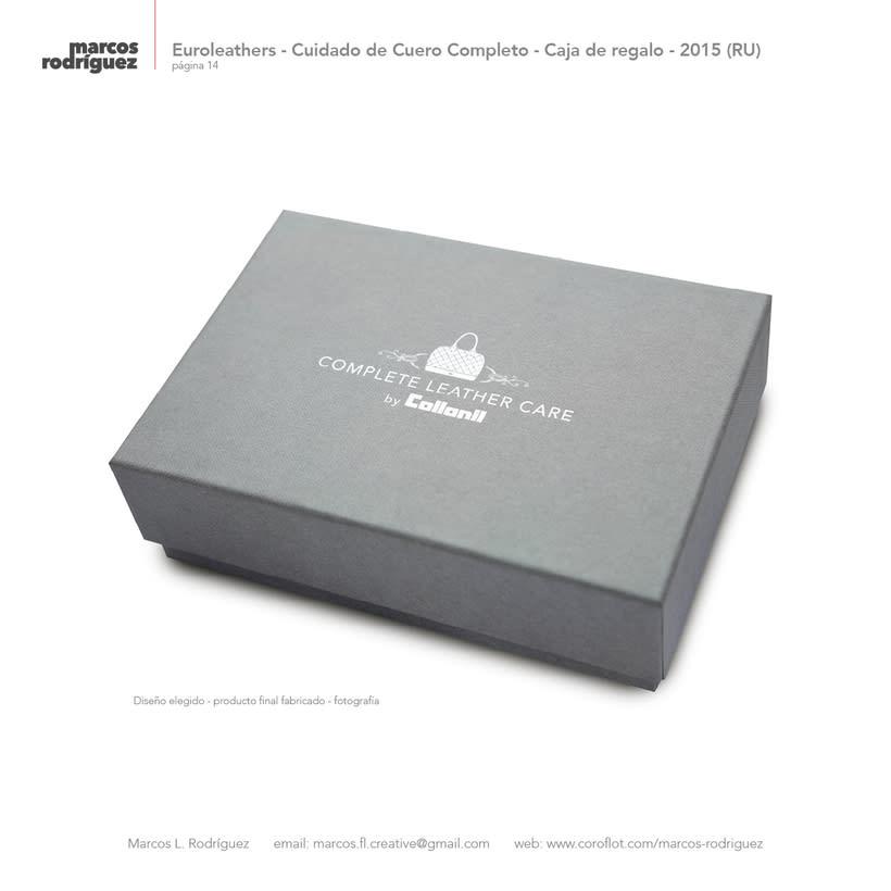 Euroleathers - Cuidado de Cuero Completo - Caja de regalo - 2015 (Reino Unido) 4