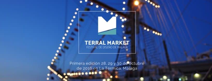 TERRAL MARKET. Mercado de diseño en Málaga. 0