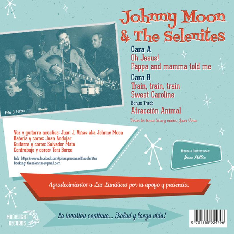 Single Johnny Moon & The Selenites 4
