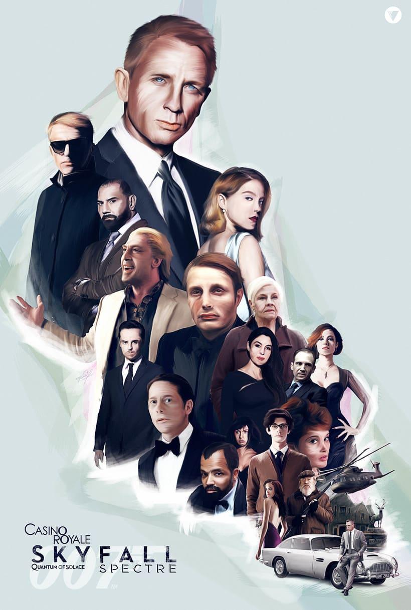 James Bond 007 Vk15 0