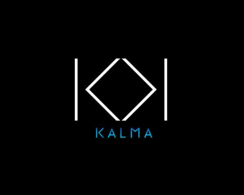 Logotipo KALMA (artista visual y vj) 0