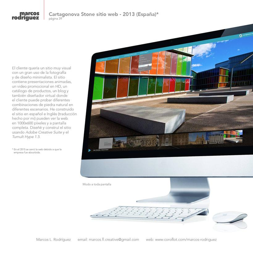 Cartagonova Stone sitio web - 2013 (España)* 1