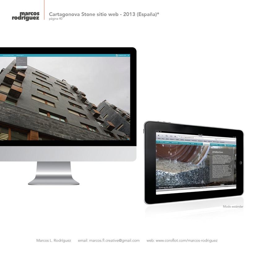Cartagonova Stone sitio web - 2013 (España)* 2