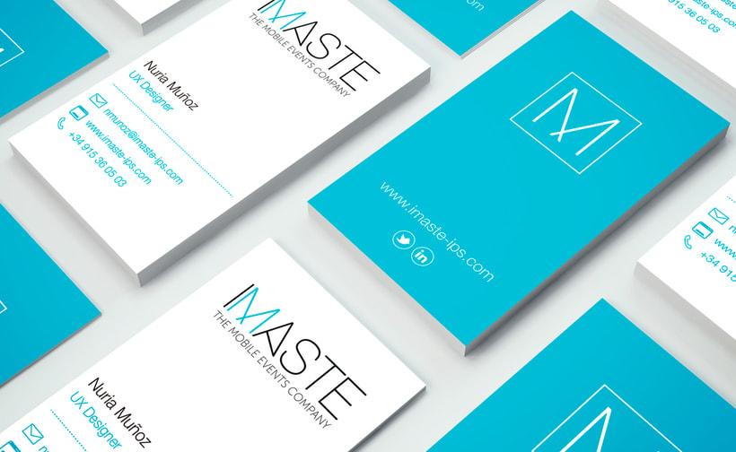 IMASTE - Identidad Corporativa 2