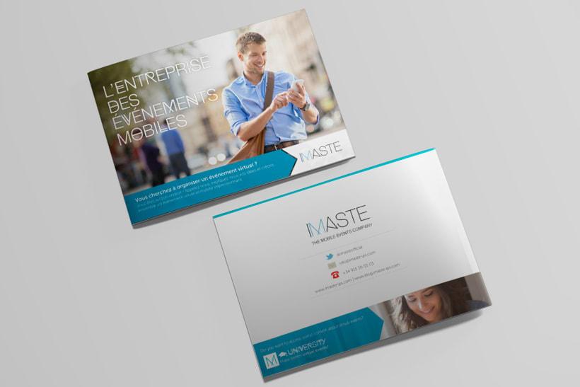 IMASTE - Identidad Corporativa 3