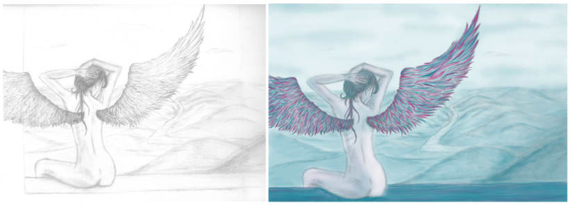 Dibujo e ilustración... 1