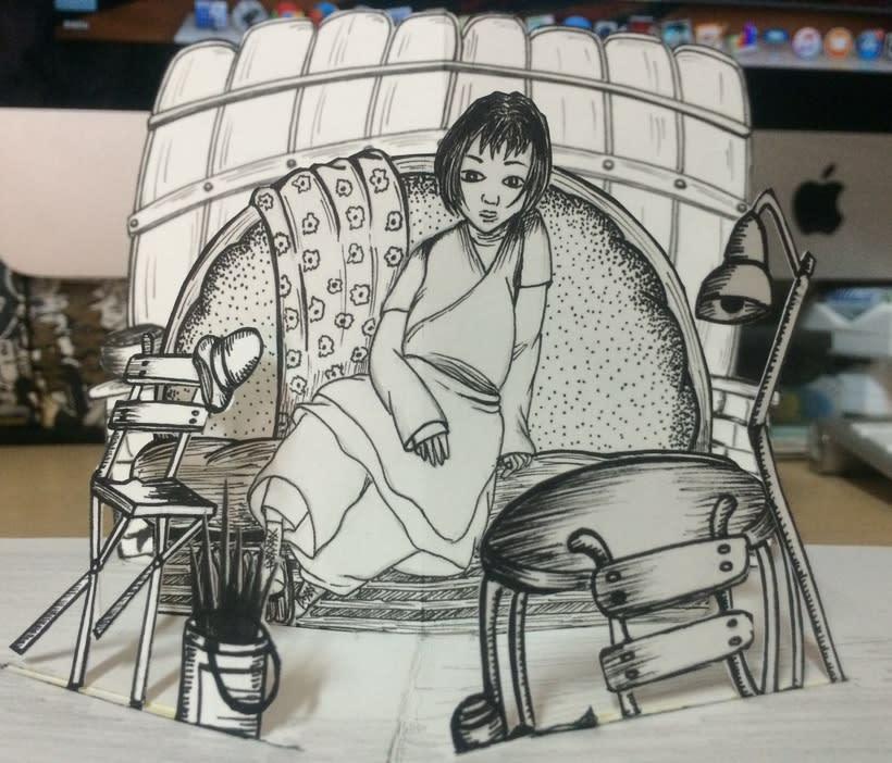 Dibujo e ilustración... 4
