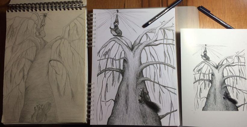 Dibujo e ilustración... 5