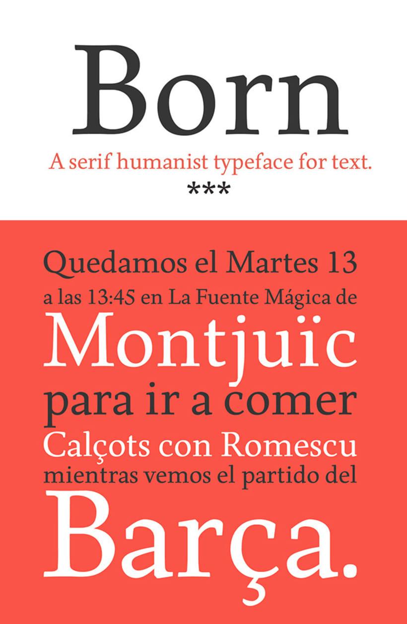 20 Fuentes Gratuitas De Tipógrafos Iberoamericanos Domestika