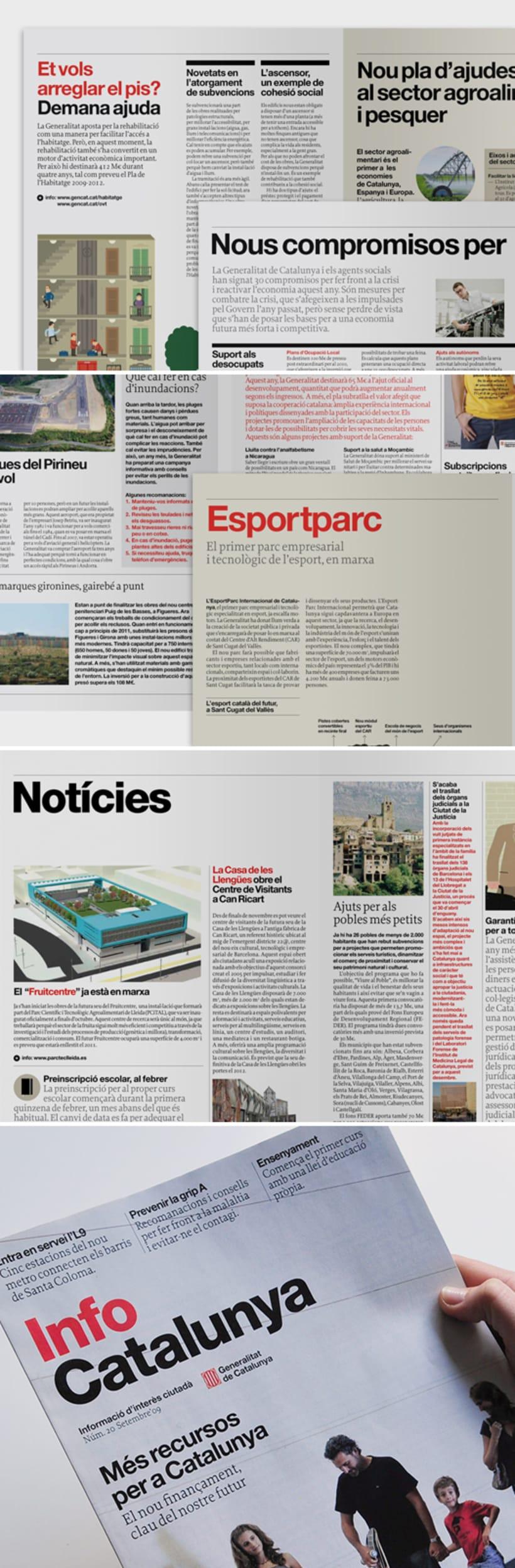 Revista InfoCatalunya 0