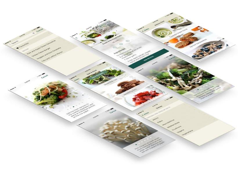 Soil & Soul - App recetario 2