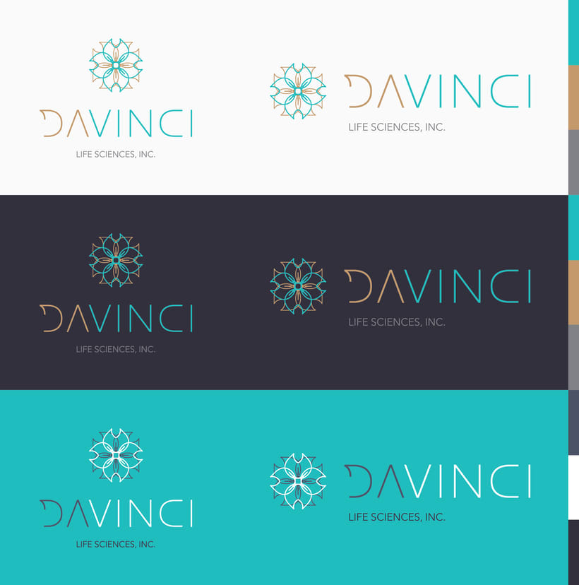 DaVinci Life Sciences, INC | logo 3