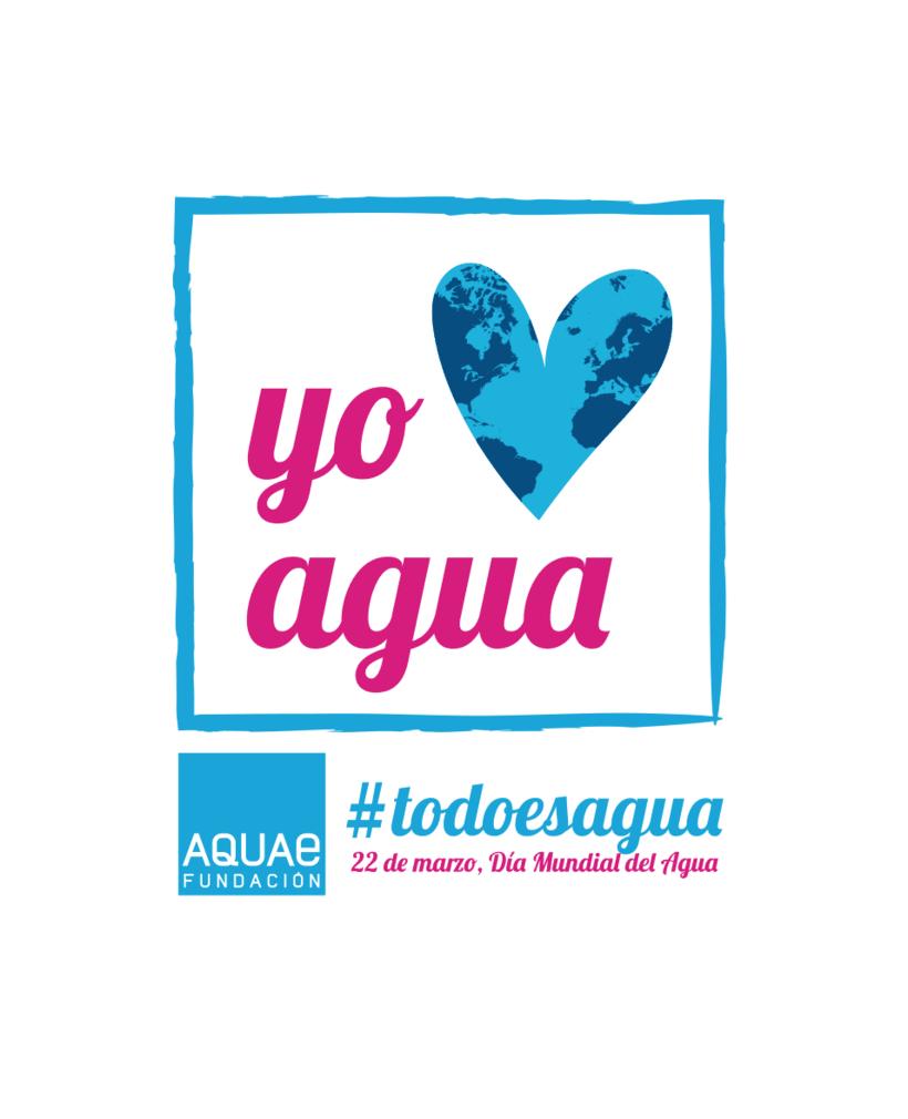 Logotipo - Yo amo el agua -1