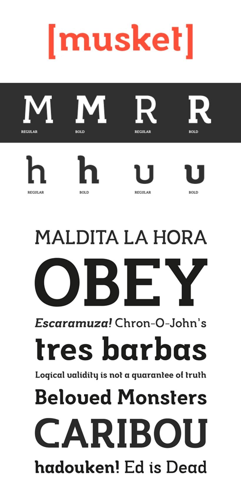 20 fuentes gratuitas de tipógrafos iberoamericanos 11