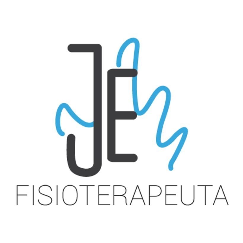 Logo JE Fisioterapeuta 0