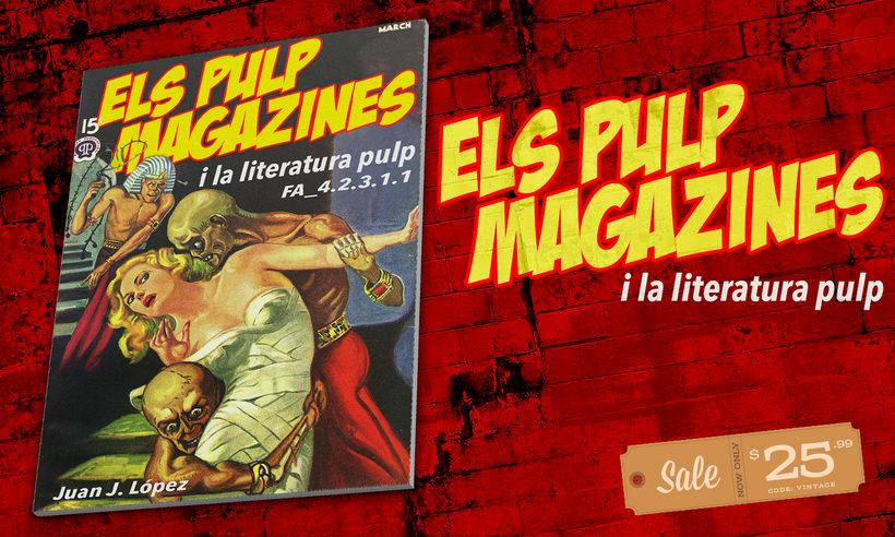La revista de las revistas pulp 0