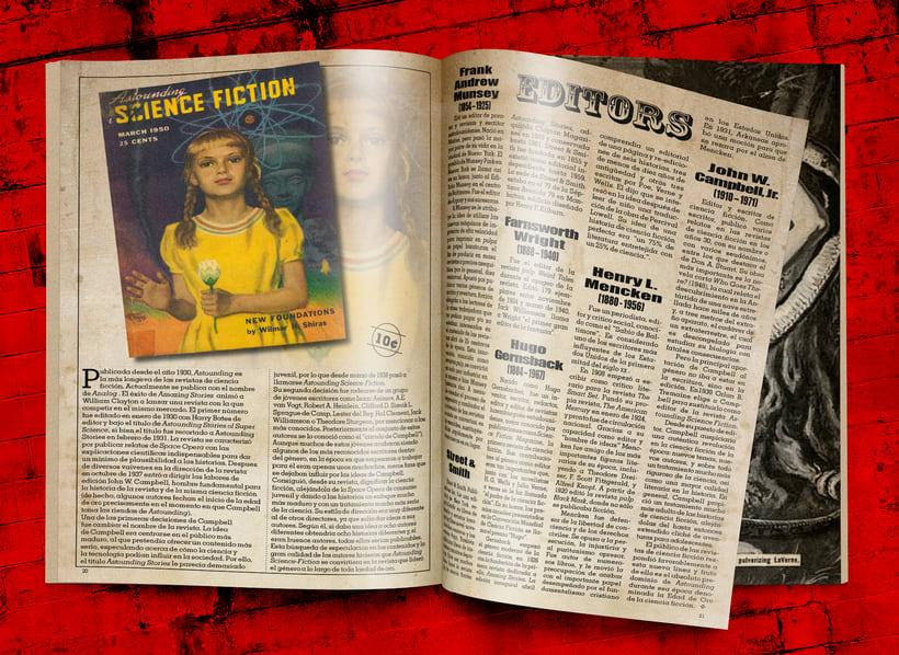La revista de las revistas pulp 4