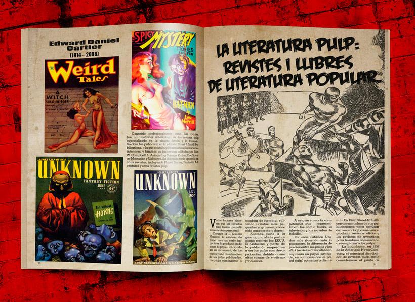 La revista de las revistas pulp 5