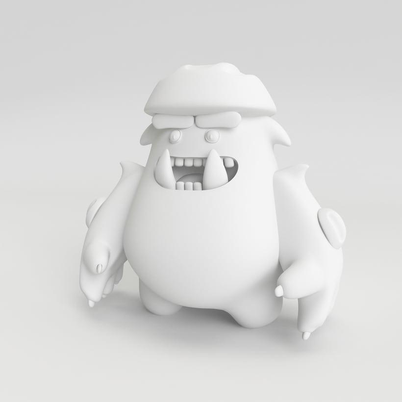 Monstruo 3