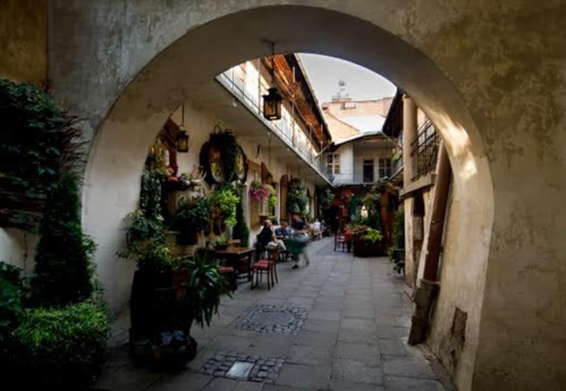 Crónicas Polacas  V: Destino  Kraków (Cracovia) 12