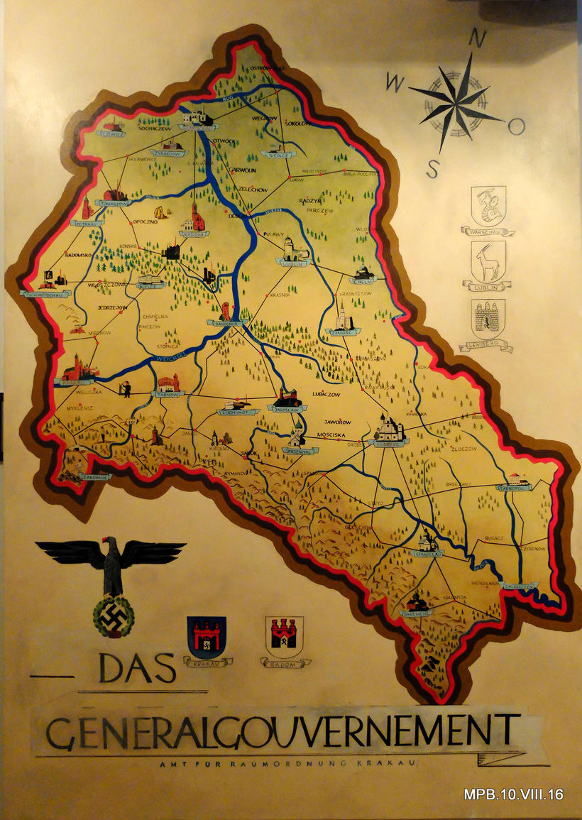Crónicas Polacas  V: Destino  Kraków (Cracovia) 32