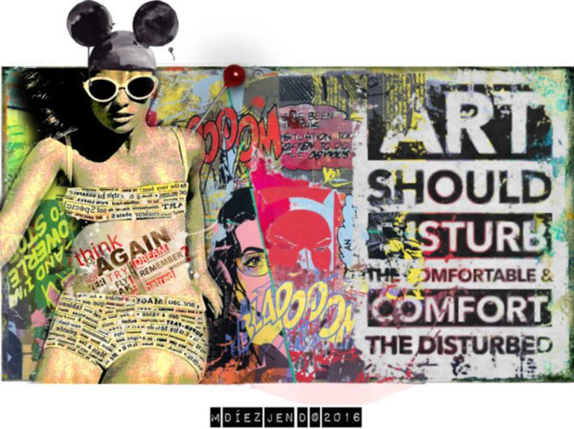 Respirar es #crear #comunicación para volverse contacto #art #? 2