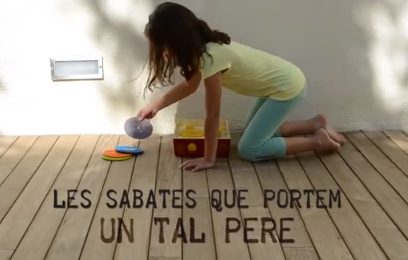 "Videoclip ""Les Sabates que portem"" de ""Un tal Pere"" -1"
