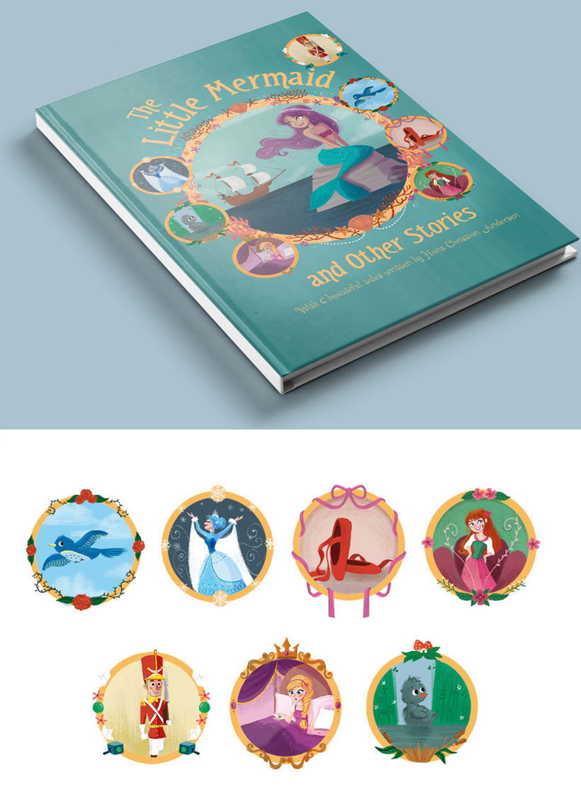 Little mermaid book 2