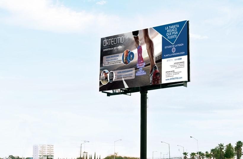 Diseño vallas publicitarias - varios clientes -1