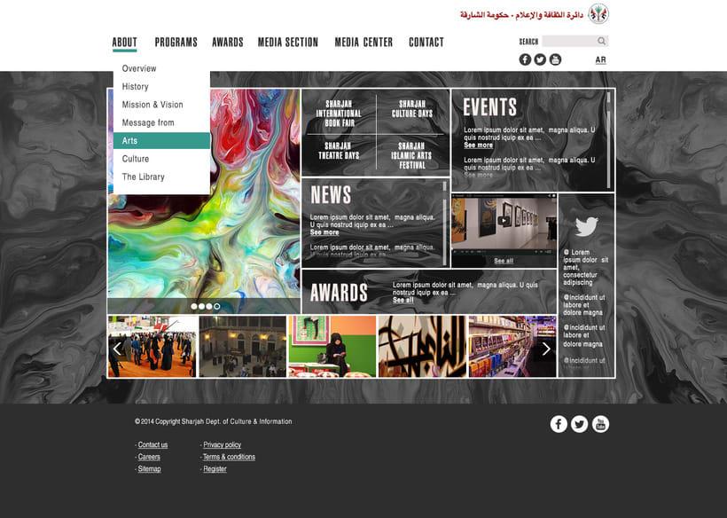 Propuestas: diseño web 5