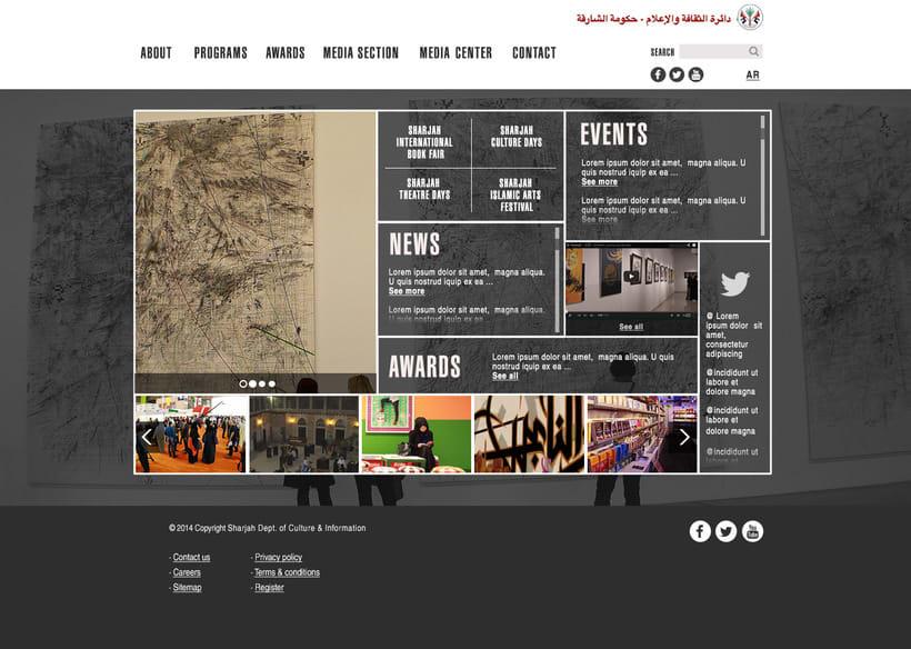 Propuestas: diseño web 1