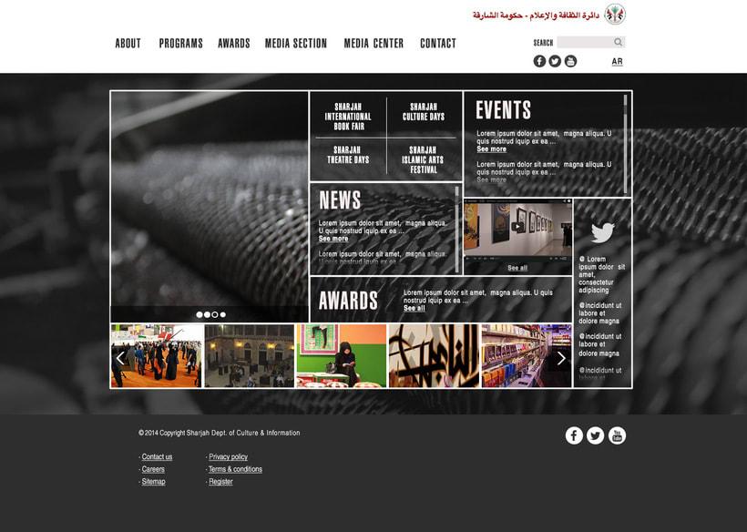Propuestas: diseño web 2