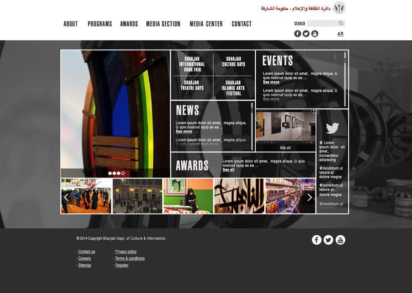 Propuestas: diseño web 3