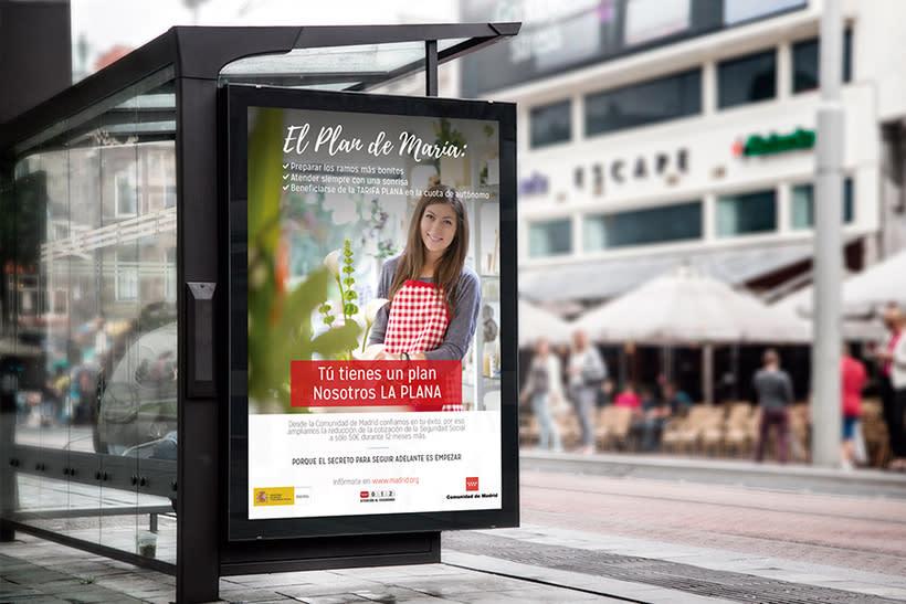 """Campaña """"El Plan"""" - Comunidad de Madrid 4"""