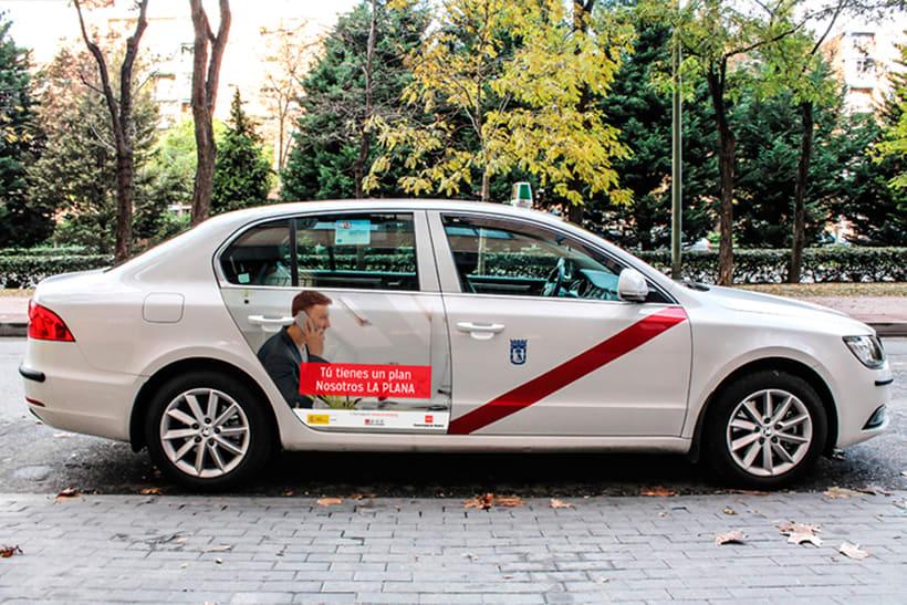 """Campaña """"El Plan"""" - Comunidad de Madrid 5"""