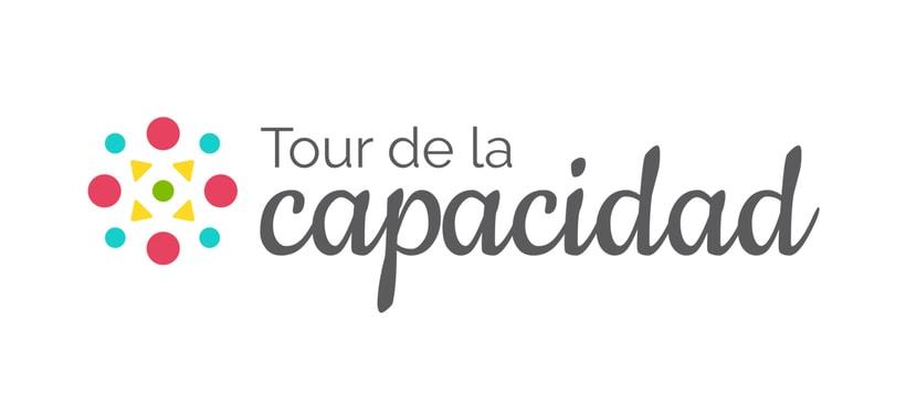 Tour de la Capacidad - Diseño de Logosímbolo -1