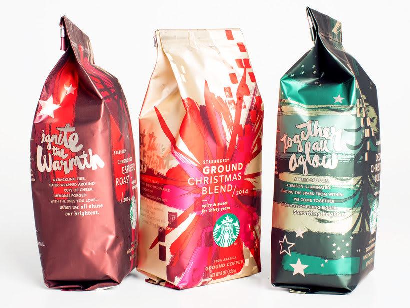 Diseñador de packaging en Starbucks de día, ilustrador de noche 5