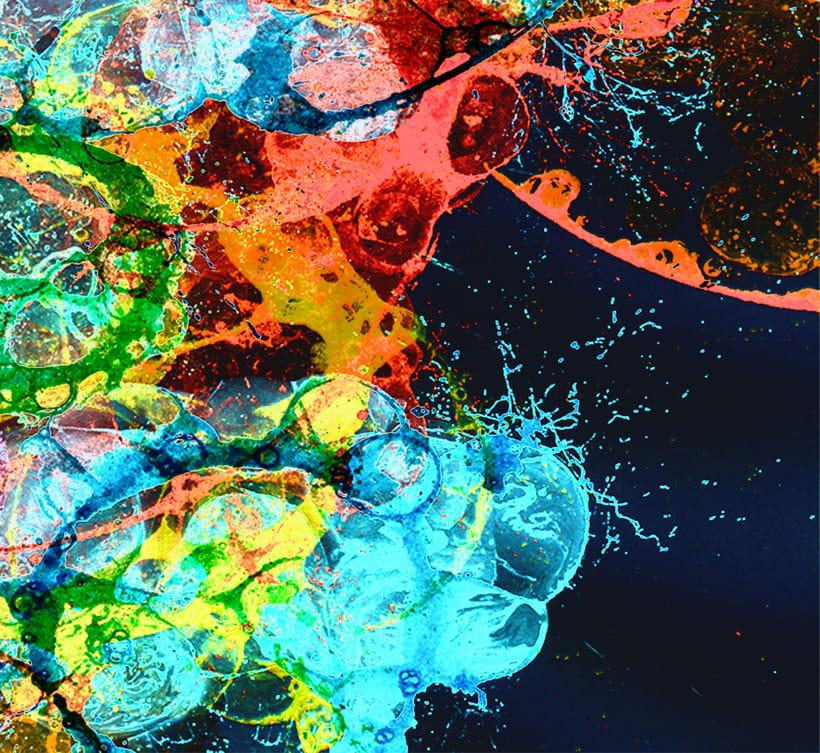 Paint bubble 0