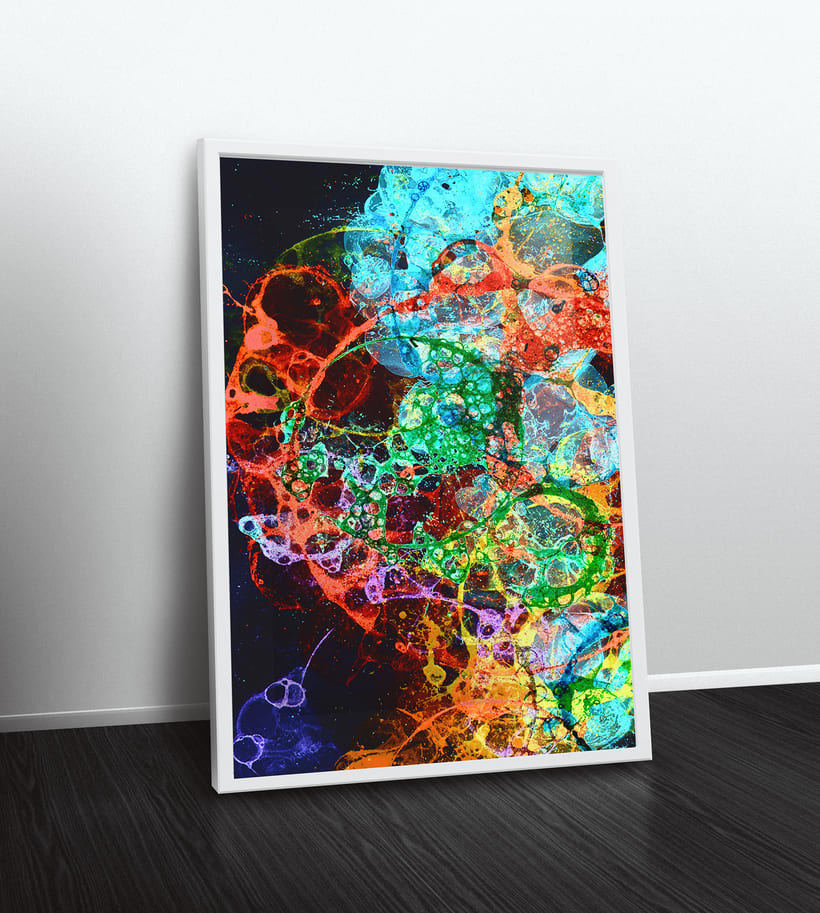 Paint bubble 2