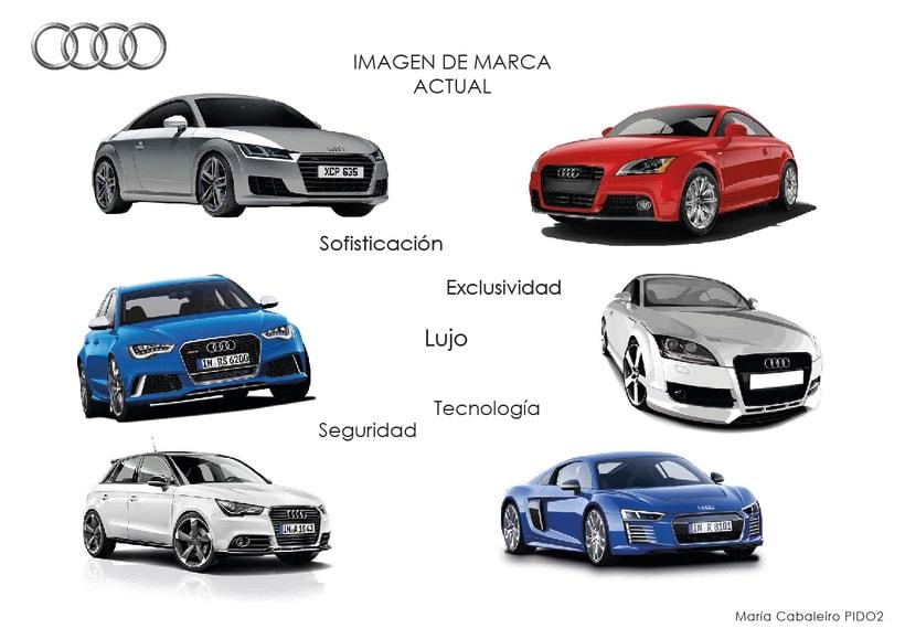 Evento Audi: Presentación Audi Q2 (2º Curso Interiorismo Gráfico) 1