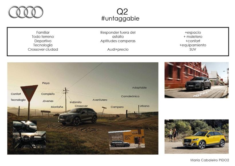 Evento Audi: Presentación Audi Q2 (2º Curso Interiorismo Gráfico) 2